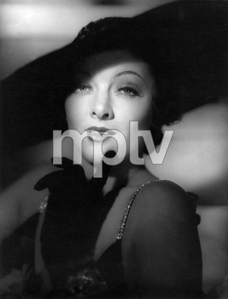 Myrna Loy1935 © 1978 Ted Allan - Image 0771_0321