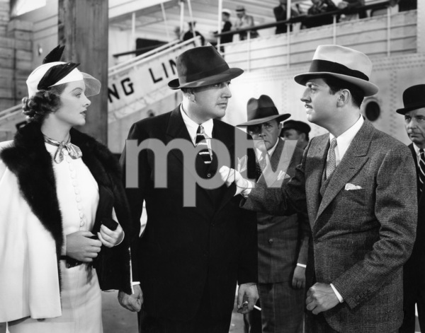 Myrna Loy and William Powellcirca 1930s** B.L. - Image 0771_0599