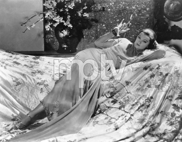 """The Mask of Fu Manchu"" Myrna Loy1932 MGM ** I.V. - Image 0771_0600"