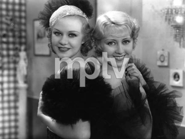 """Broadway Bad""  Ginger Rogers, Joan Blondell1933 Fox Film Corporation** I.V. - Image 0772_2297"