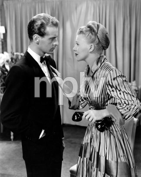 """Jacques François and Ginger Rogers in """"The Barkleys of Broadway""""1949 MGM**I.V. / J.J. - Image 0772_2304"""