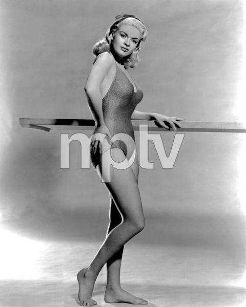 """Jayne Mansfield""""Illegal""""1955 Warner - Image 0774_0024"""