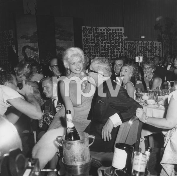 Jayne MansfieldCirca 1961 © 1978 David Sutton - Image 0774_0547