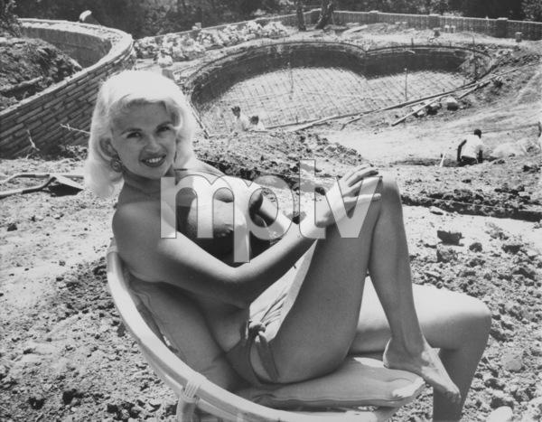 Jayne Mansfield at home1959 - Image 0774_0560