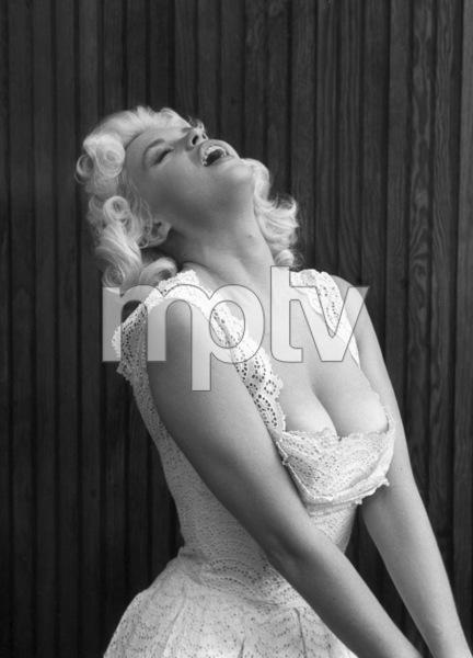 Jayne Mansfield at home1956 © 1978 Lou Jacobs Jr. - Image 0774_0626