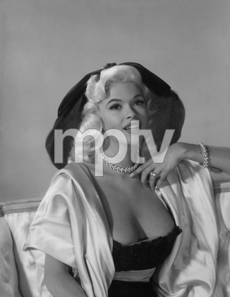 Jayne MansfieldCirca 1960 © 1978 Wallace Seawell - Image 0774_0630