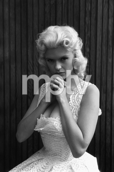 Jayne Mansfield at home1956 © 1978 Lou Jacobs Jr. - Image 0774_0646