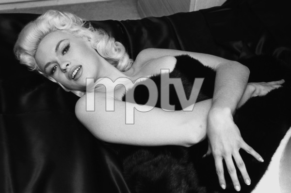 Jayne Mansfield at home1956 © 1978 Lou Jacobs Jr. - Image 0774_0651