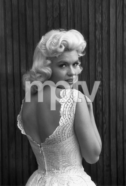 Jayne Mansfield at home1956 © 1978 Lou Jacobs Jr. - Image 0774_0652