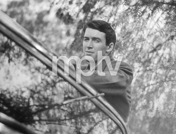 James Stewartat home 1936 © 1978 Ted Allan - Image 0802_0030