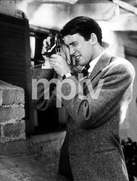 James Stewart at home, 1936. © 1978 Ted AllanMPTV  - Image 0802_0033