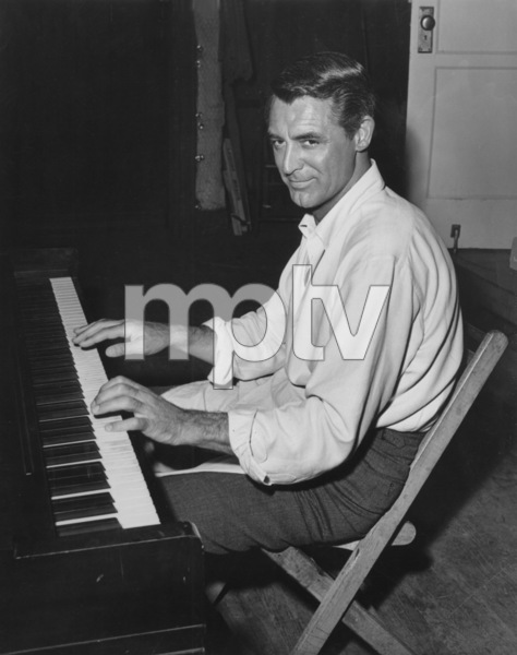 """Cary Granton the set for """"Room For One More""""1951 - Image 0807_0013"""