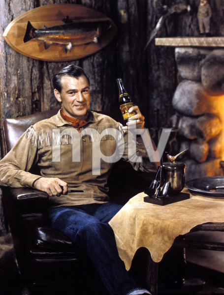 Gary Cooper1944 © 1978 Paul Hesse - Image 0809_0843
