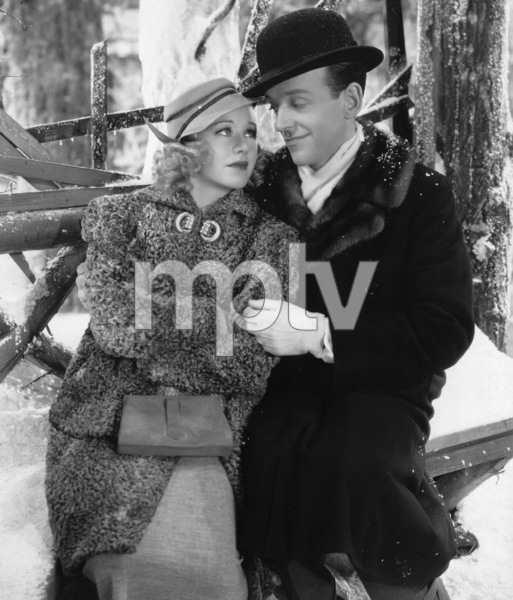 Fred Astaire and Ginger Rogerscirca 1939**I.V. - Image 0814_0882