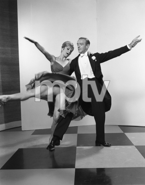 Fred Astaire and Barrie Chasecirca 1960sPhoto by Gerald Smith - Image 0814_0900