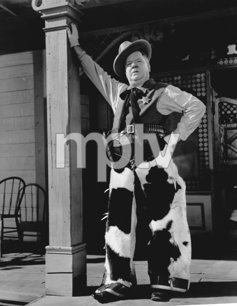 """My Little Chickadee,"" W. C. Fields.1940 UniversalPhoto by Roman Freulich - Image 0815_0200"