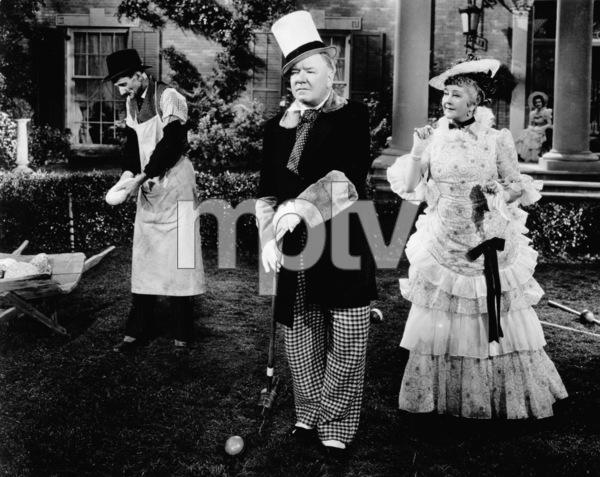 """Poppy""W.C. Fields, Catherine Doucet1936 Universal - Image 0815_0401"