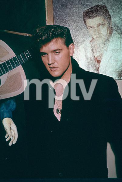 Elvis Presley, c. 1955. - Image 0818_0473