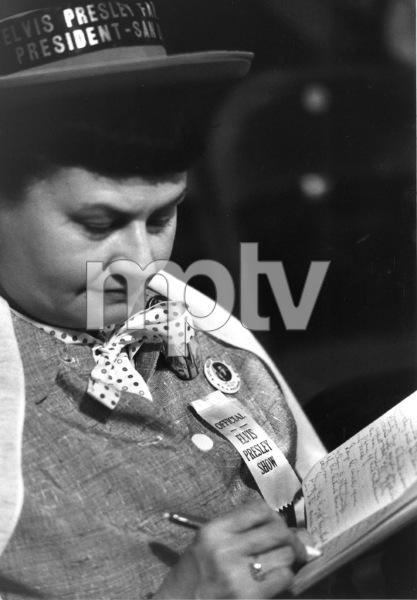 Elvis Presley fan1956Photograph by Ernest Reshovsky © 1978 Marc Reshovsky - Image 0818_0564