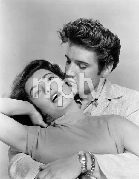 """""""JAILHOUSE ROCK"""" Elvis Presley, MGM, 1957, I.V. - Image 0818_0621"""