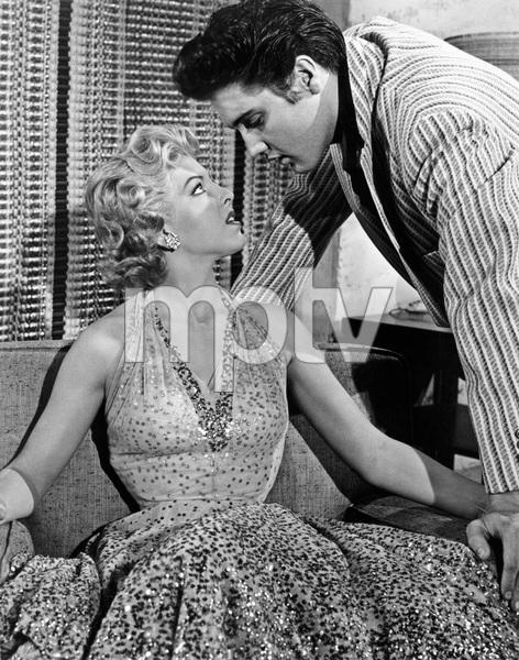 """Jailhouse Rock.""   Elvis Presley , Ann Neylan, MGM, I.V. - Image 0818_0646"