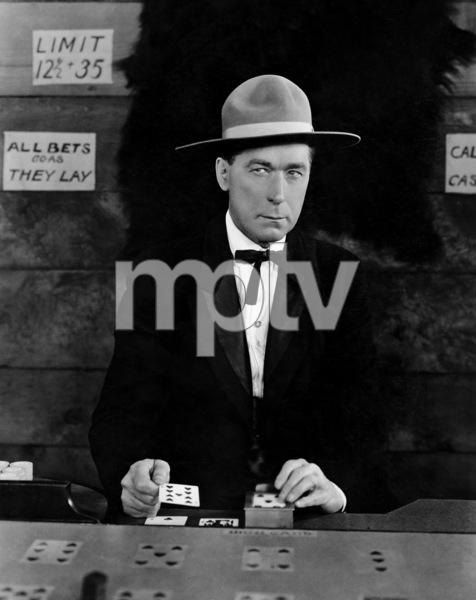 William S. Hart circa 1926 ** I.V. - Image 0831_0135