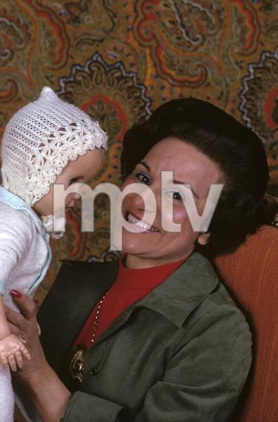 Abigail Van Buren 1973 © 1978 Gunther - Image 0841_0006