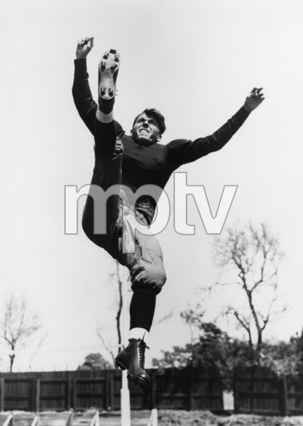 "Ronald Reagan in ""Knute Rockne - All American""1940 Warner Bros. - Image 0871_0146"