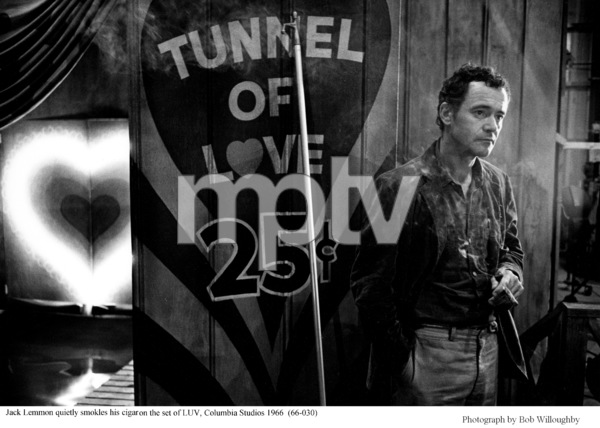 "Jack Lemmon""Luv""1966 Columbia © 1978 Bob Willoughby - Image 0894_0160"