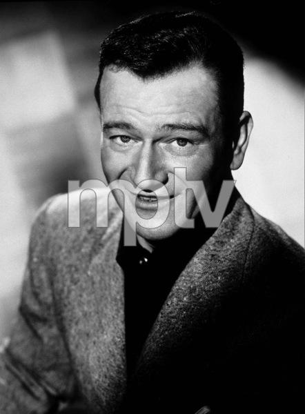 John Wayne, 1950.Photo by Bert Six. - Image 0898_0223