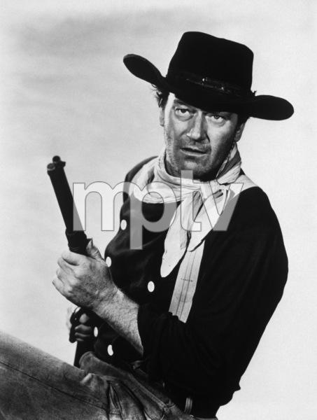 """John Wayne in """"The Searchers""""1956 - Image 0898_0781"""