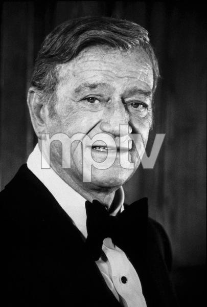 John Wayne on the day before his 71st birthday, May 25, 1978. © 1978 David Sutton - Image 0898_0831