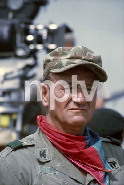 "John Wayne in ""The Green Berets""1967 © 1978 David Sutton - Image 0898_0860"