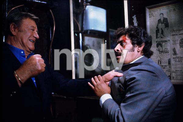 """McQ"" John Wayne 1974 Warner Brothers © 1978 David Sutton - Image 0898_0866"