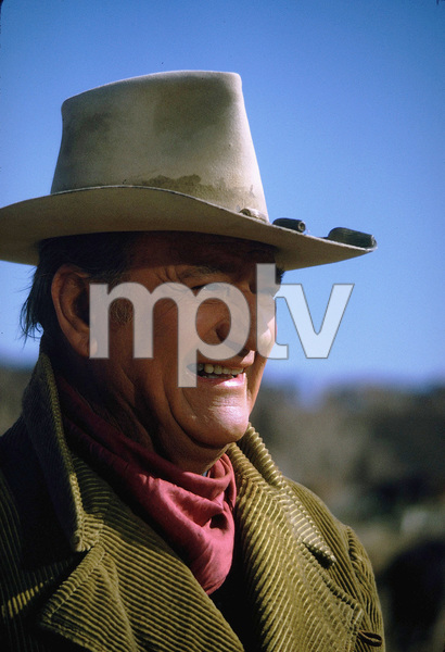 "John Wayne in ""The Cowboys,"" Warner Bros. 1971. © 1978 David Sutton - Image 0898_0882"