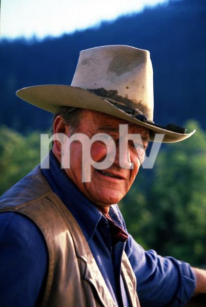 John Wayne © 1978 David Sutton - Image 0898_0895