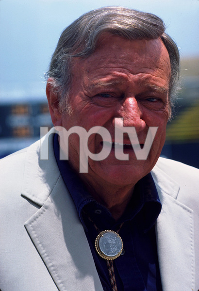 John Wayne, 1977. © 1978 Ulvis Alberts - Image 0898_0947