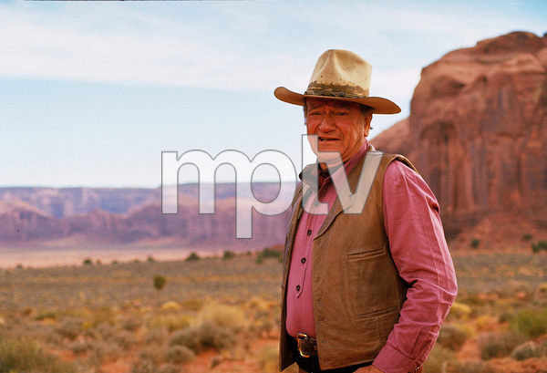 John Wayne, 1977. © 1978 David Sutton - Image 0898_0964