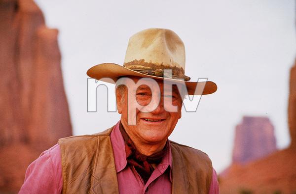 John Wayne, 1977. © 1978 David Sutton - Image 0898_0965