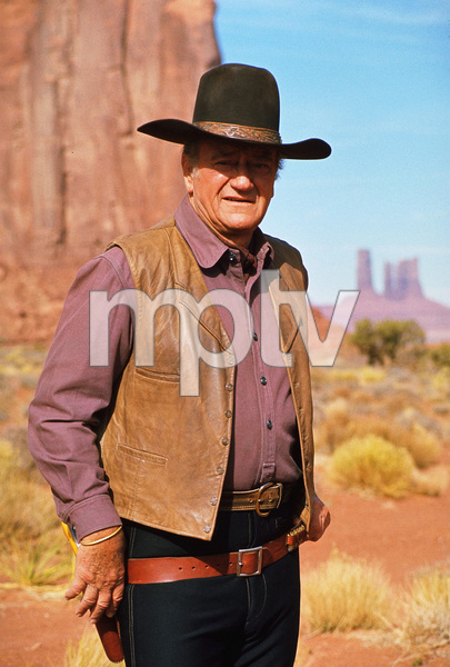 John Wayne, 1977. © 1978 David Sutton - Image 0898_0967