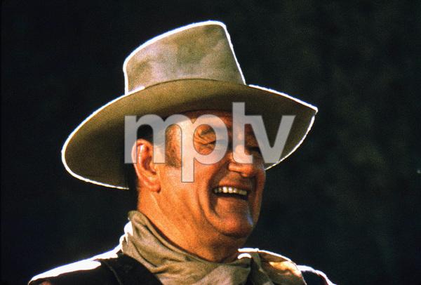 "John Wayne in ""The Cowboys,"" Warner Bros. 1971. © 1978 David Sutton - Image 0898_0969"