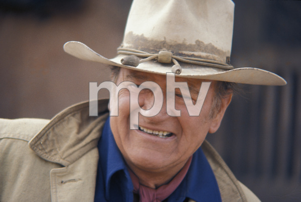 "John Wayne in ""The Train Robbers"" 1973 Warner Brothers © 1978 David Sutton - Image 0898_0976"
