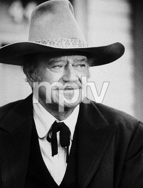 """John Wayne in """"The Shootist,"""" Paramount 1976. © 1978 David Sutton - Image 0898_1104"""