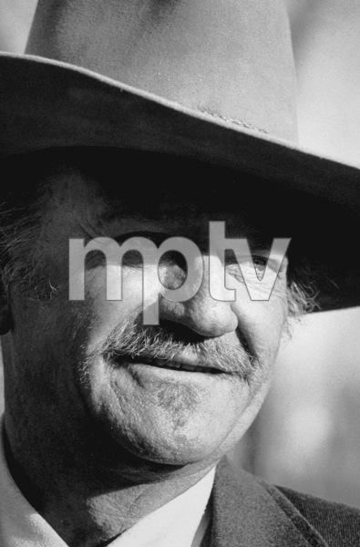 """John Wayne in""""The Shootist,"""" Paramount 1976. © 1978 David Sutton - Image 0898_1106"""
