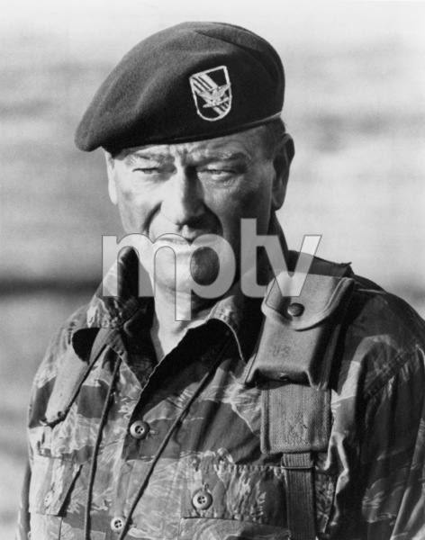 "John Wayne in ""The Green Berets""1967© 1978 David Sutton - Image 0898_1119"