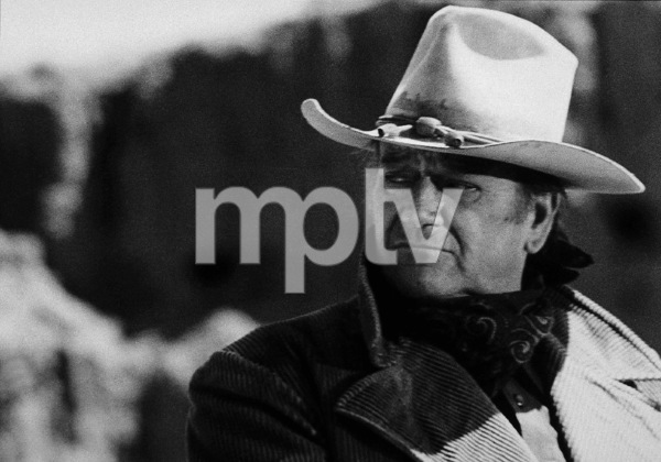 "John Wayne in ""The Cowboys,"" Warner Bros. 1971. © 1978 David Sutton - Image 0898_1133"