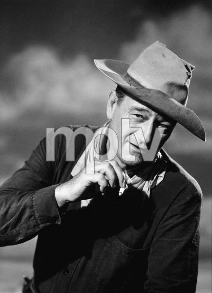 John Wayne, c. 1963. © 1978 Paul Hesse - Image 0898_2038