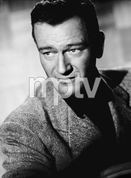 John Wayne, 1950.Photo by Bert Six. - Image 0898_2082