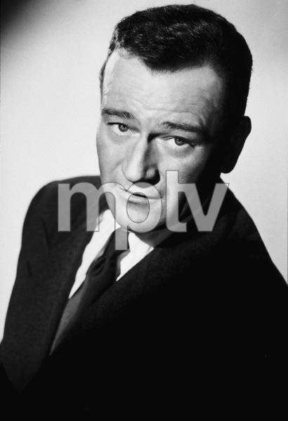 John Wayne, 1950.Photo by Bert Six. - Image 0898_2084