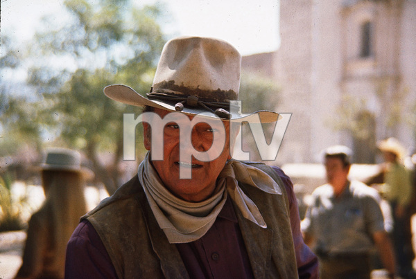 "John Wayne in ""The Train Robbers,"" Warner Bros. 1973. © 1978 David Sutton - Image 0898_3013"